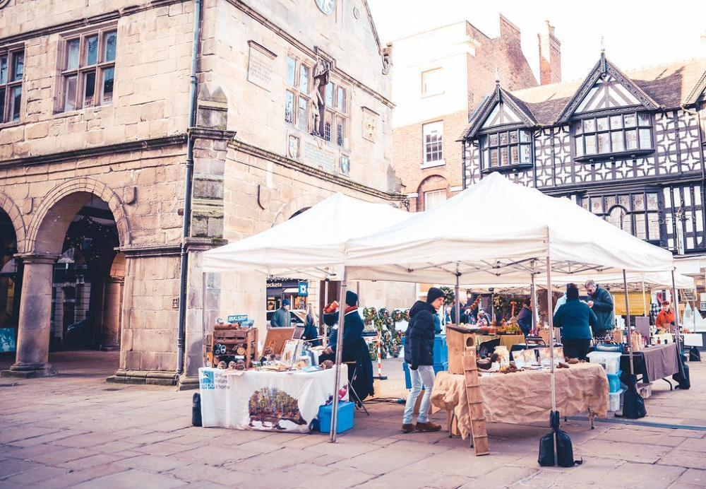 Shrewsbury Farmers Market