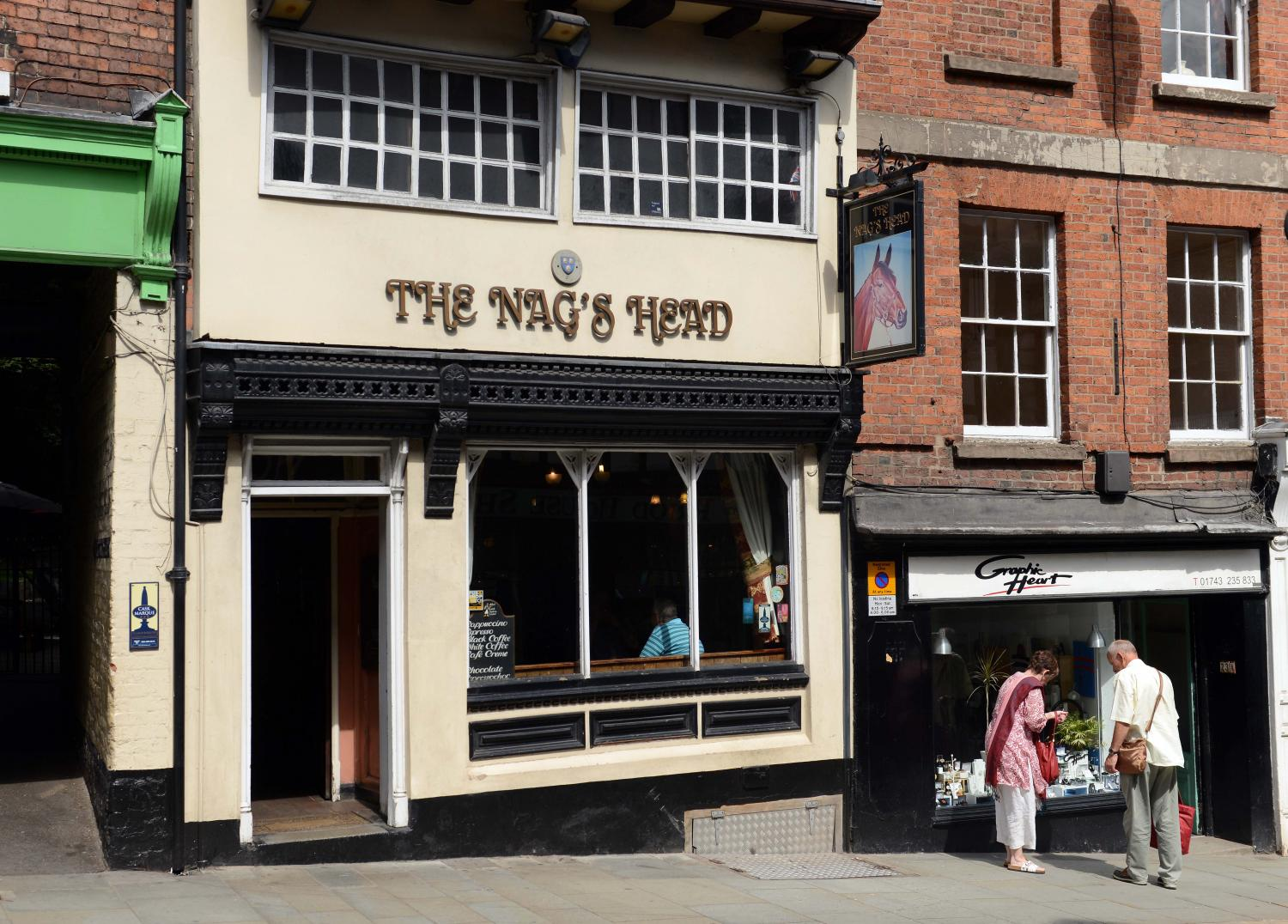 A guide to Shrewsbury's historic pubs