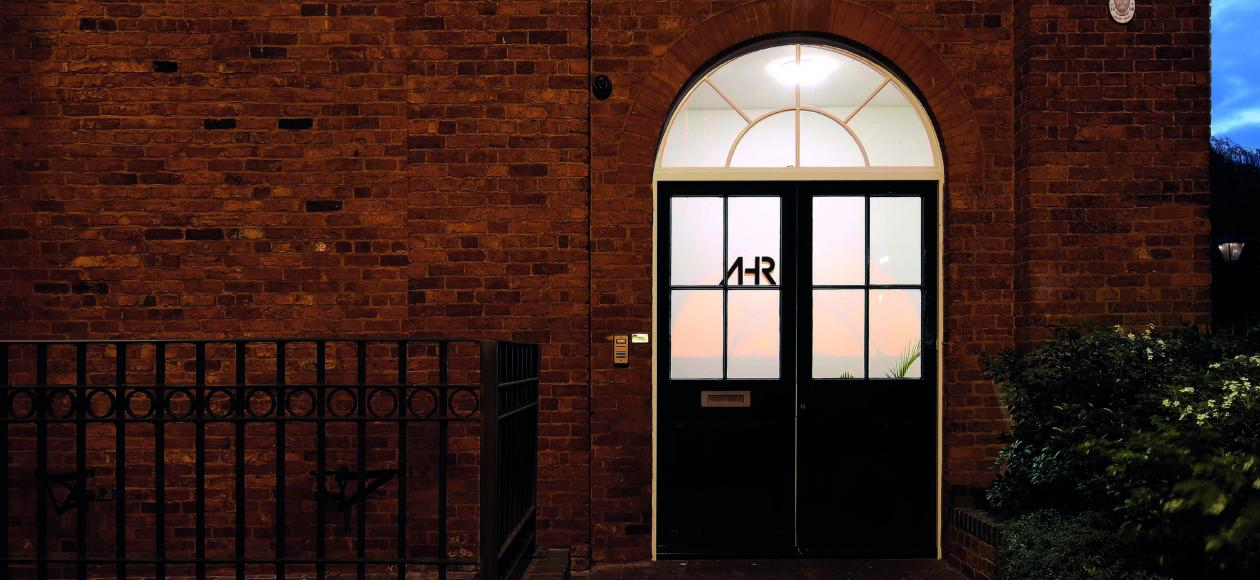 AHR Architects Limited