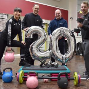 BodyTech celebrates 20 years