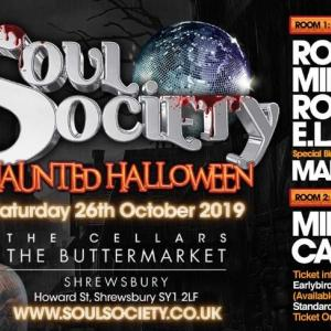 Soul Society Haunted Halloween
