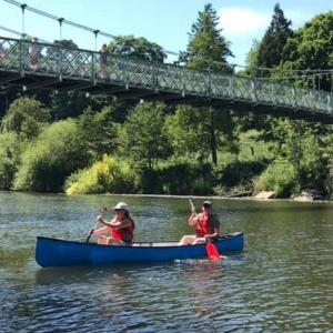 Shrewsbury Canoe Hire