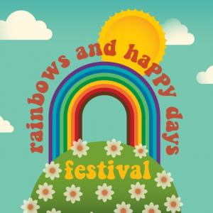 Rainbows & Happy Days Festival From Home