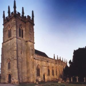 Heritage Open Days: St Mary Magdalene, Battlefield