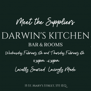Join us to meet the local talent behind our new food and drinks offerings.