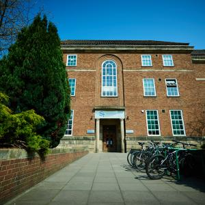 Wakeman Hall English Bridge Campus Shrewsbury Colleges Group