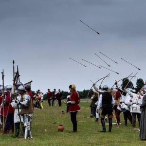 Battle of Shrewsbury Medieval weekend