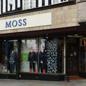 Moss Bros Shrewsbury