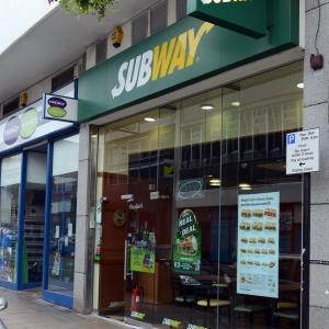 Subway, Claremont Street, Shrewsbury