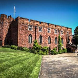 Shrewsbury Castle and the Soldiers of Shropshire Museum