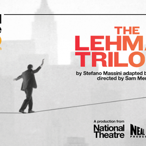 NTLive: The Lehman Trilogy (12A)