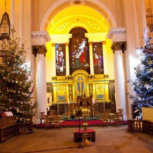 Christmas Tree Festival at St Chad's