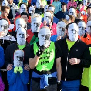 Darwins galore for Shrewsbury Parkrun