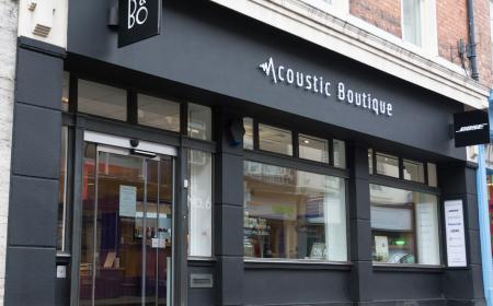 Acoustic Boutique, Shrewsbury